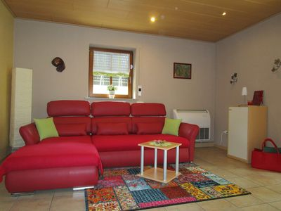 """Photo for Quiet holiday apartment in Werneck, OT Mühlhausen in the """"Franconian wine country"""""""