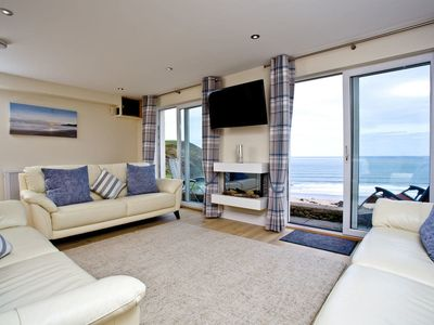 Photo for 3 bedroom accommodation in Putsborough