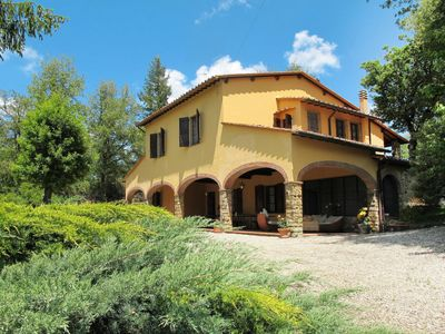 Photo for 4 bedroom Villa, sleeps 10 in Corti with Pool and WiFi