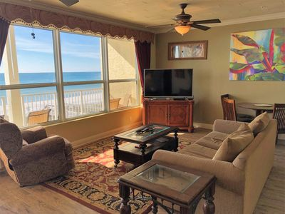Photo for 7/25-7/30 just became available!! Gulf front paradise!!!! Blue Dolphin Unit 302