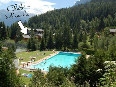 Photo for Vacation home Miranda in Champex - 8 persons, 3 bedrooms