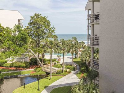 Photo for 3322 Villamare | Ocean View Condo | UPDATED Kitchen | Complex Pool & Jacuzzi | Fitness Center