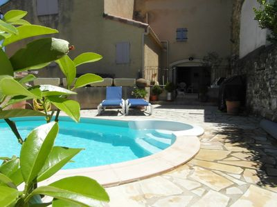Photo for Authentic village house of 150 sqm with swimming pool close to the city center