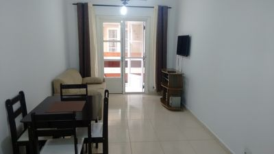 Photo for Beautiful apartment with good infrastructure close to the beach and good price!