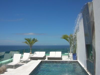 Photo for Rio De Janeiro: Luxury Apartment With Terrace And Private Pool
