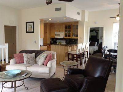 Photo for Elegant 1450sf Condo at the Beach with Country Club Amenities