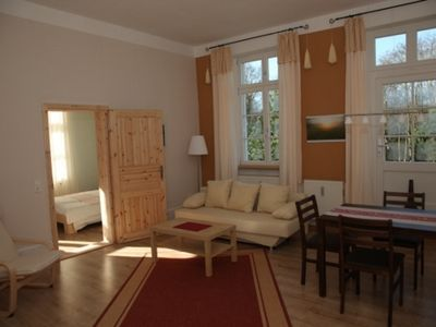Photo for One bedroom apartment no. 4 - mansion Marienhof