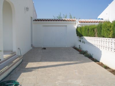 Photo for House with garden, barbecue, 450 meters from the sea