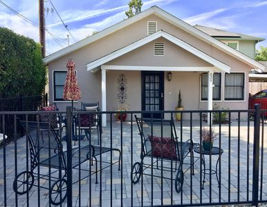 Photo for Walk to The Square from a Bright, Charming Downtown Home w/ Two Patios