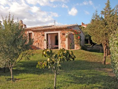Photo for Vacation home Ginepro  in Coda Cavallo, Sardinia - 4 persons, 2 bedrooms