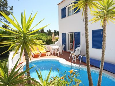 Photo for Modern Semi-Detached 3 Bedroom with plunge pool villa in Vale do Lobo