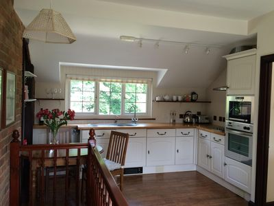 Photo for Beautiful apartment in the heart of the New Forest