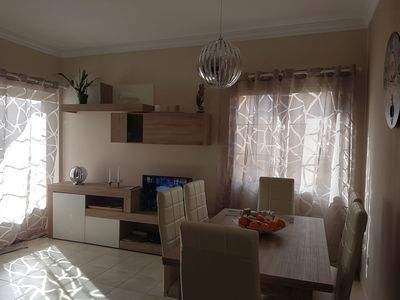 Photo for Modern apartment with ocean view max 6 people - free WIFI
