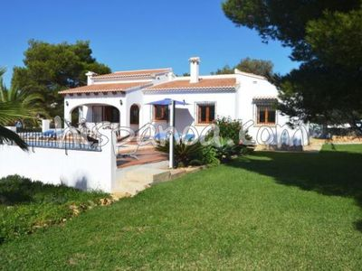 Photo for Villa in Javea with swimming pool available and air conditioning Costa Blanca