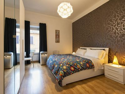 Photo for Modern apartment, very bright and quiet