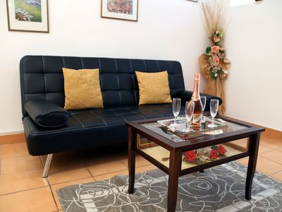 Photo for APARTMENT IDEAL FOR A PLEASANT HOLIDAY IN MATERA, CITTÀ DEI SASSI