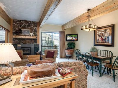 Photo for CB317 by Mountain Resorts: Spectacular views + Pool, hot tub, fitness center
