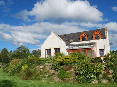 Photo for Family home in the heart of the Cairngorms (nr to Aviemore)
