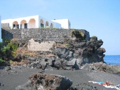 Photo for House / Villa - Stromboli