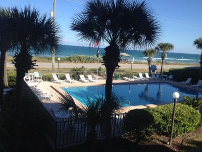 Clean & Beautiful 2/2 Ocean View Condo with Pool - 1 MONTH MIN STAY
