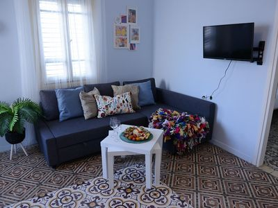 Photo for 2-A Trendy Apartment in the Heart of Florentin
