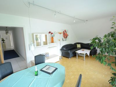 Photo for Holiday house at the pier in Uhldingen-Mühlhofen, apartment No. 8 with balcony and lake view