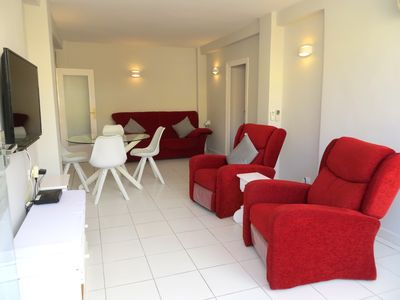 Photo for 2 bedroom apartment in L'Ancora near the Arenal beach