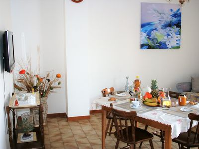 Photo for Aquarium, apartment near the sea, between Gallipoli and Torre San Giovanni.