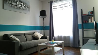 """Photo for Welcome to """"La quiétude"""", T2 (47m) near the city center of Reims"""