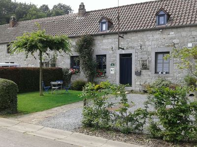 Traditional Cottage in Ardennes with private terrace