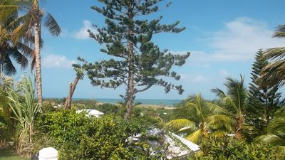 Photo for Luxury villa in a tropical garden - 500m from the beach