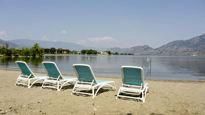 LOOKING FOR THE BEST BEACH IN THE OKANAGAN?  THIS IS IT!