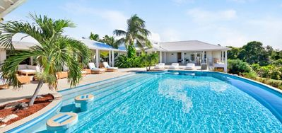 Villa Encore -  Near Ocean - Located in  Exquisite Terres Basses with Private Pool