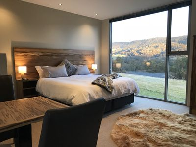 Photo for Highland Getaway Farm Stay Cinema Suite