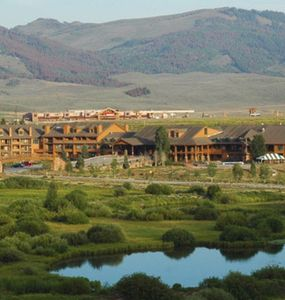 Silver Creek at Granby Ranch resort property. Includes restaurant and bar access