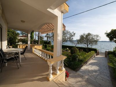 Photo for Holiday house Villa Petar 1  - Zadar, Zadar riviera, Croatia