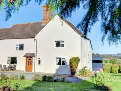 Photo for The village of Garthmyl is in the Severn Valley in peaceful rural Mid Wales, providing easy access t
