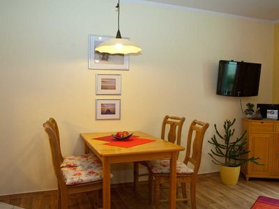 Photo for Apartment with balcony and terrace, 5 min to the beach - Apartment with 1 terrace and sea view 5 min to the beach