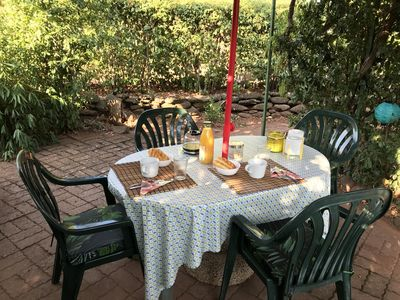 Photo for Charming cottage 60m2 classified 3 * with quiet garden near the Lac du Salagou