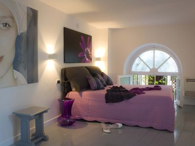 Photo for 2 Bedrooms LOFT-Private terrace-Colosseum