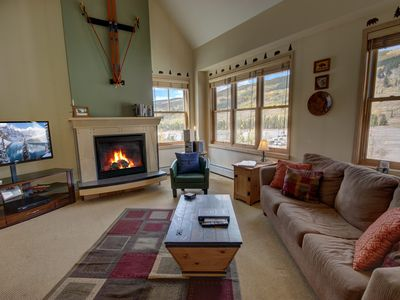 Photo for Corner Condo, Hot Tubs , Pool Access, Heated Parking,