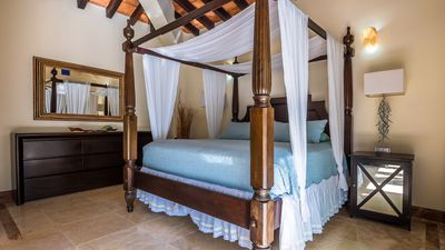 Photo for Romantic  Bianca Suite with amazing beach, and tropical forest views