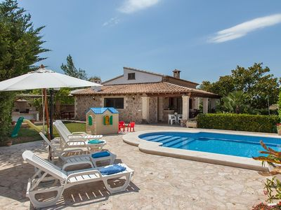 Photo for Estate with chalet, garden and swimming pool