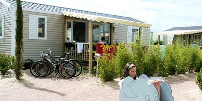 Photo for Camping Les Grosses Stones ***** - Mobile Home 4 Rooms 7 People Family