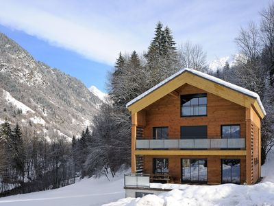 Photo for Contemporary Mountain Chalet