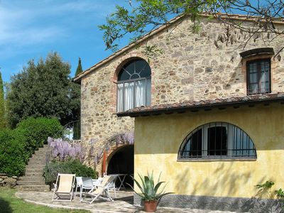 Photo for Vacation home Podere San Raffaele - Cinzia (PGG131) in Poggibonsi - 3 persons, 1 bedrooms