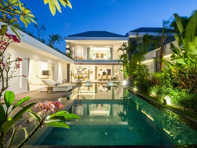 Photo for 4BR Villa Vacation Rental in Berawa Canggu, Bali