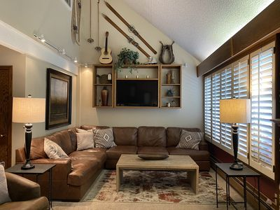 Living room - cozy and comfy