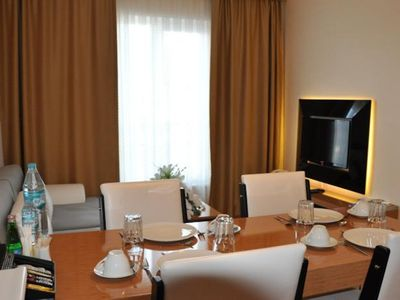 Photo for Daily Rental Flat in Konya Flat Mevlana 1. Closed to city center by walking, 300 meters far from Historical Mevlana Museum