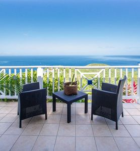 Photo for Nice house with sea view and terrace